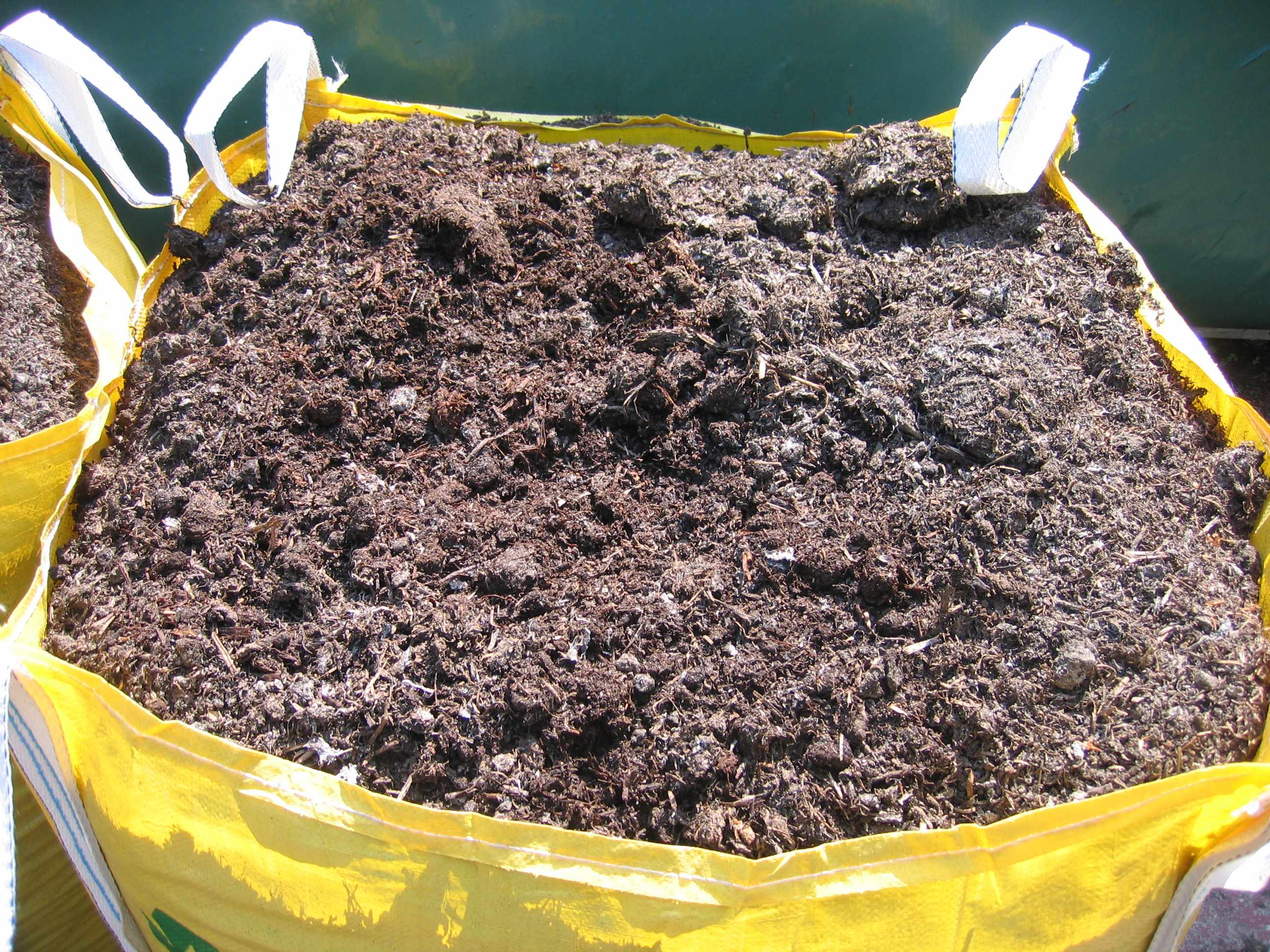 25kg bags for Compost soil bags